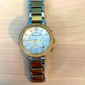 MK women's watch
